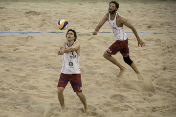 John Mayer FIVB Beach Volleyball World Championships - Day 2