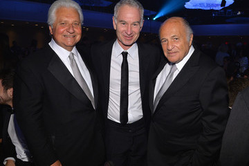 John McEnroe Backstage at the Songwriters Hall of Fame Induction Ceremony