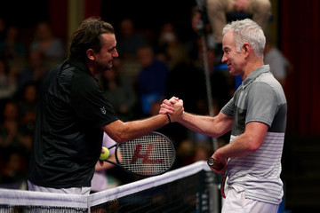 John McEnroe Statoil Masters Tennis - Day Five