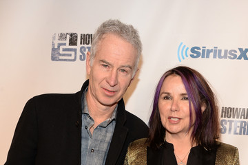 John McEnroe Howard Stern Celebrates His Birthday in NYC — Part 2