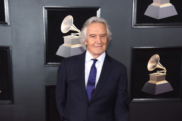 John McLaughlin 60th Annual GRAMMY Awards - Arrivals