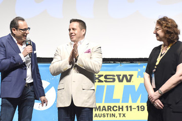 John Morayniss AT&T's Audience Network's 'You Me Her' Panel At SXSW