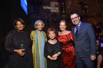 John Oliver The Center for Reproductive Rights Hosts the 2016 Gala at the Jazz at Lincoln Center - Inside