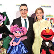 John Oliver Sesame Workshop's 50th Anniversary Benefit Gala