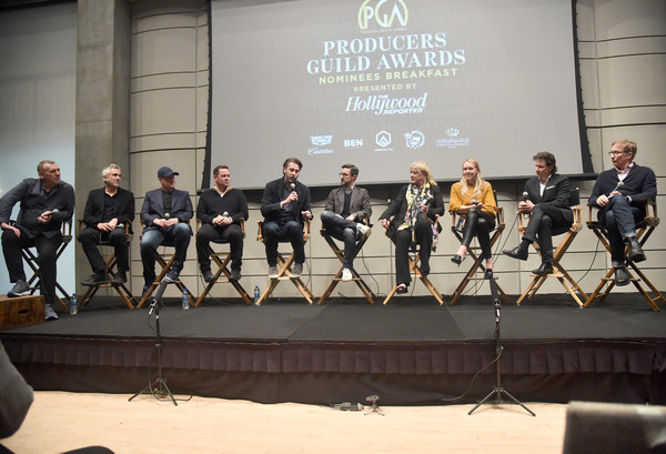 30th Annual Producers Guild Awards Nominees Breakfast