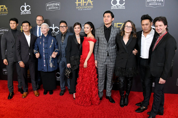 22nd Annual Hollywood Film Awards - Arrivals