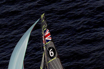 John Pink International Sailing Regatta - Aquece Rio Test Event for Rio 2016 Olympics