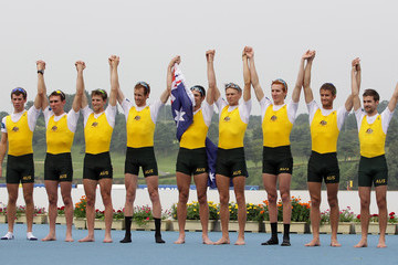 John Price World Rowing Championships: Day 6