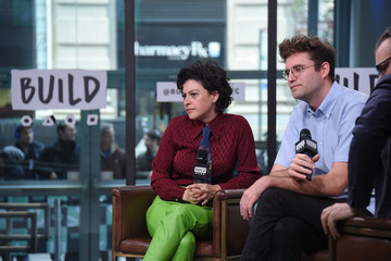 John Reynolds Build Presents Alia Shawkat & John Reynolds Discussing 'Search Party'