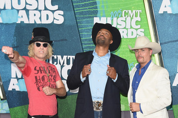 John Rich Cowboy Troy 2015 CMT Music Awards - Arrivals