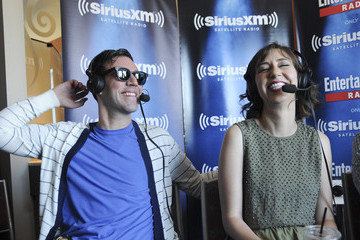 John Roberts  SiriusXM's Entertainment Weekly Radio Channel Broadcasts From Comic-Con 2015