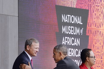 John Roberts  The National Museum of African American History and Culture Opens in Washington, D.C.