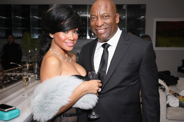 John Singleton Piaget And The Weinstein Company Host A Cocktail Party To Kick-Off Independent Spirit Awards And Oscar Weekend