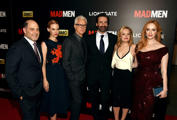 'Mad Men' New York Special Screening