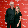 John Slattery Annual Charity Day Hosted By Cantor Fitzgerald, BGC, And GFI - BGC Office - Arrivals