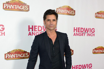 John Stamos Opening Night of 'Hedwig and the Angry Inch' - Arrivals