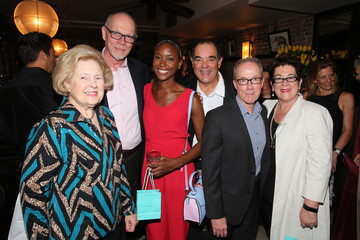 John Strand Tracy Ifeachor 'The Originalist' Off-Broadway Opening Night - After Party
