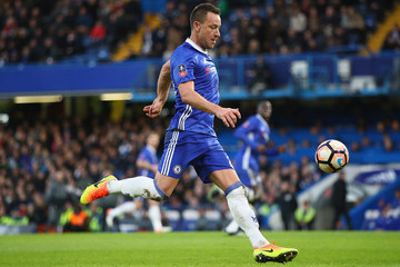 John Terry Chelsea v Brentford - The Emirates FA Cup Fourth Round