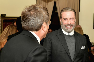 John Travolta Ambi Gala in Honor of the Movie 'Trading Paint'