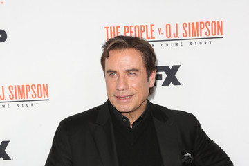 John Travolta For Your Consideration Event For FX's 'The People v. O.J. Simpson - American Crime Story' - Arrivals