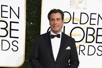 John Travolta 74th Annual Golden Globe Awards - Arrivals