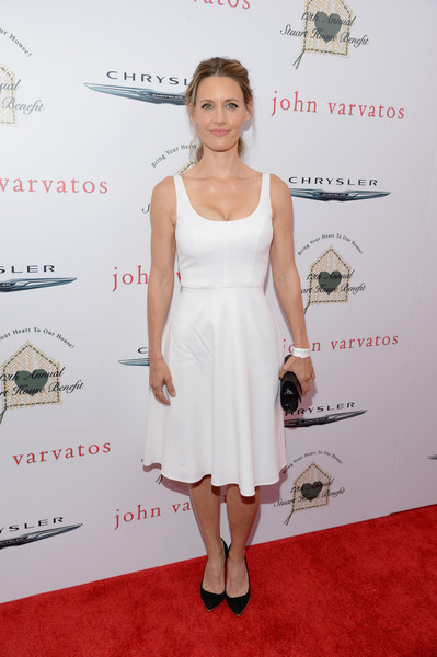 John Varvatos 12th Annual Stuart House Benefit - Arrivals