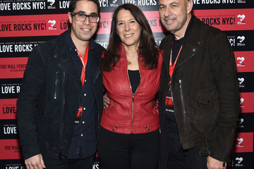 John Varvatos 'Love Rocks NYC! A Change is Gonna Come: Celebrating Songs of Peace, Love and Hope' A Benefit Concert for God's Love We Deliver - VIP Reception