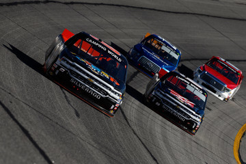 John Wes Townley NASCAR Camping World Truck Series Great Clips 200