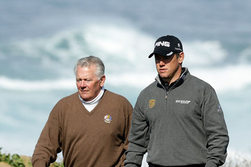 John Westwood AT&T Pebble Beach National Pro-Am - Round Two