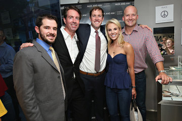 John Willis Alex and Ani CHARMED BY CHARITY Event and Bangle Launch Party