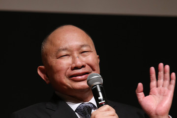 John Woo The 2nd Samurai Award Special Talk 'In Person: John Woo' - Tokyo International Film Festival 2015