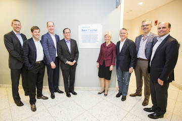 John Wright Boston Children's Hospital Celebrates Bain Capital Community Partnership