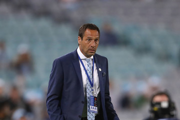 John van't Schip A-League Rd 10 - Sydney v Melbourne City