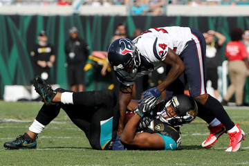 Johnathan Joseph Houston Texans v Jacksonville Jaguars