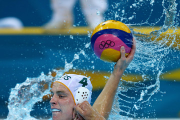 Johnno Cotterill Olympics Day 12 - Water Polo