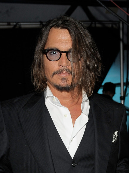 johnny depp 2011 pics. Johnny Depp - 2011 People#39;s