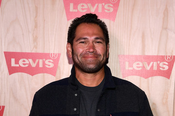 Johnny Damon Levi's Times Square Store Opening