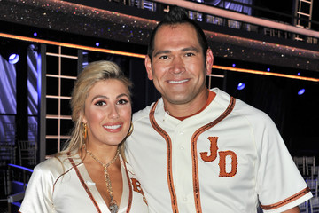 Johnny Damon ABC's 'Dancing With The Stars: Athletes' Season 26 - April 30, 2018 - Arrivals