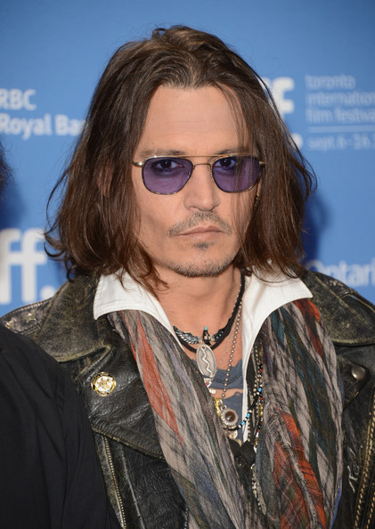"Johnny Depp - ""West Of Memphis"" Photo Call - 2012 Toronto International Film Festival"