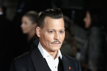 Johnny Depp 'Murder on the Orient Express' World Premiere - Red Carpet Arrivals