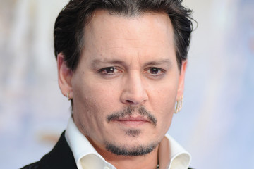 Johnny Depp 'Alice Through The Looking Glass' - European Film Premiere - Red Carpet Arrivals
