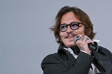 Johnny Depp Entertainment Pictures of The Week - October 05