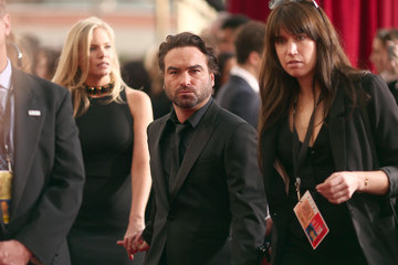 Johnny Galecki The 22nd Annual Screen Actors Guild Awards - Red Carpet