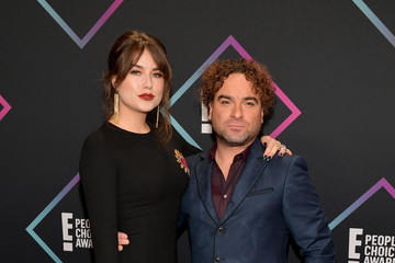 Johnny Galecki People's Choice Awards 2018 - Arrivals