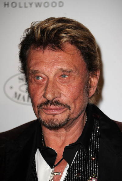 Johnny Hallyday Net Worth