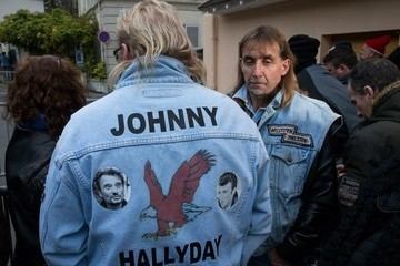 Johnny Hallyday Entertainment Pictures of the Week - December 11