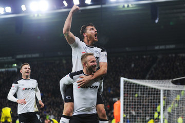 Johnny Russell Derby County v Burton Albion - Sky Bet Championship