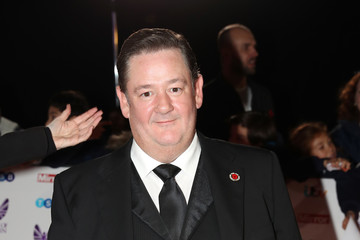 Johnny Vegas Pride Of Britain Awards - Red Carpet Arrivals