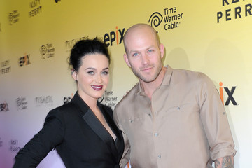 Johnny Wujek World Premiere Screening of 'Katy Perry: The Prismatic World Tour'