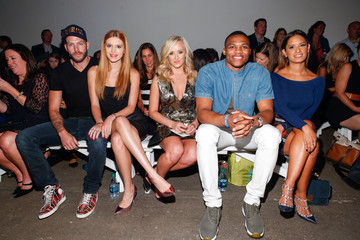 Johnny Wujek Nolcha Fashion Week New York Spring Collections 2015 During NY Fashion Week - Front Row